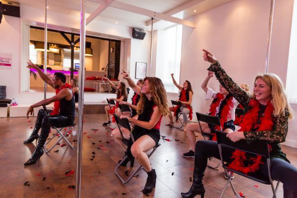Workshop Burlesque in Den Helder